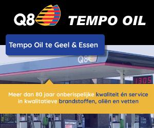 Q8 Tempo Oil banner